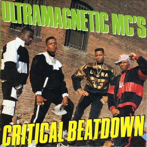 Ultramagnetic MC's - Critical Beatdown, LP
