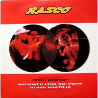 Rasco - Sophisticated Mic Pro's / Blood Brothaz, 12""