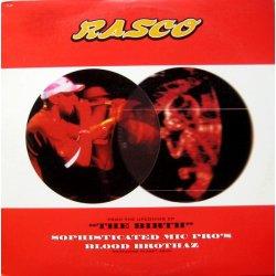 "Rasco - Sophisticated Mic Pro's / Blood Brothaz, 12"""