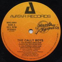 The Cally Boys - California Girls, 12""