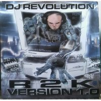 DJ Revolution - R2K Version 1.0, 2xLP