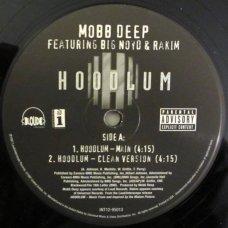 """Mobb Deep - Hoodlum, 12"""""""