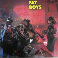 Fat Boys - Coming Back Hard Again, LP