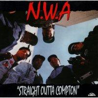 N.W.A. - Straight Outta Compton, LP
