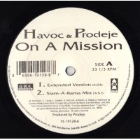 Havoc & Prodeje - On A Mission, 12""