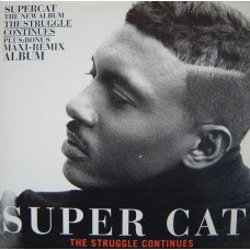 Super Cat - The Struggle Continues, 2xLP