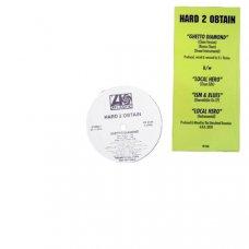 "Hard 2 Obtain - Ghetto Diamond, 12"", Promo"
