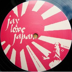 J Dilla - Jay Love Japan, LP