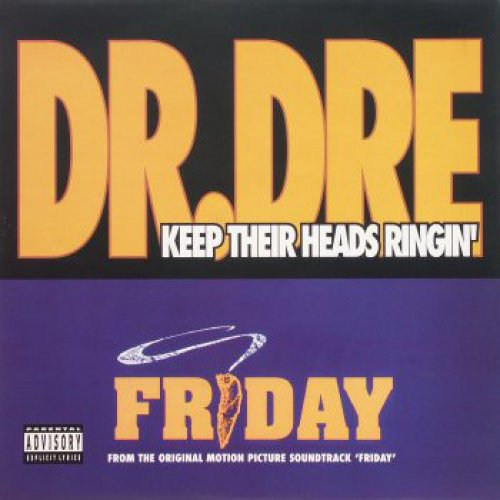 Dr. Dre / Mack 10 - Keep Their Heads Ringin' / Take A Hit, 12""