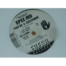 """EPEE MD - It's My Thing / You're A Customer, 12"""", Promo"""