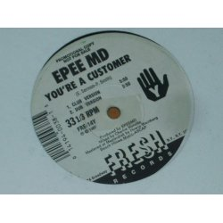 "EPEE MD - It's My Thing / You're A Customer, 12"", Promo"