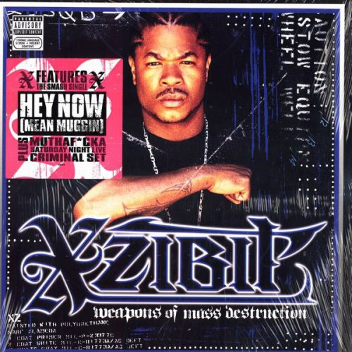 Xzibit - Weapons Of Mass Destruction, 2xLP