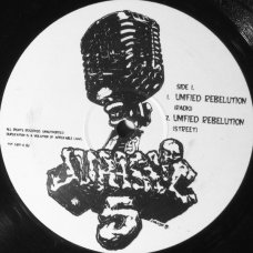 "Jurassic 5 - Unified Rebelution, 12"", Repress"