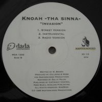 "Knoah Tha Sinna - Mad Beef, 12"""