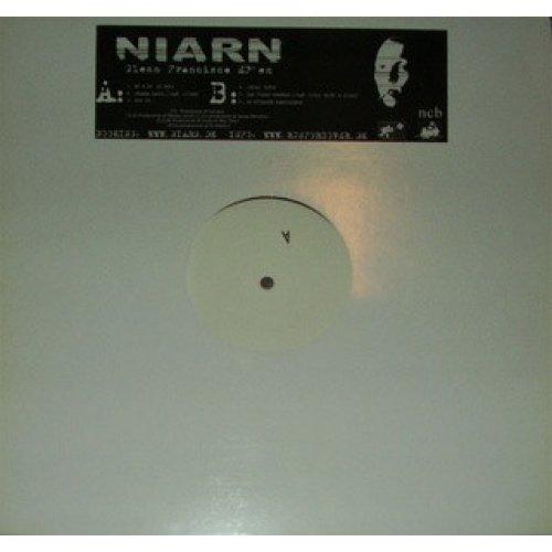 """Niarn - Glenn Francisco EP'en, 12"""", EP"""