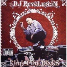 DJ Revolution - King Of The Decks, 2xLP