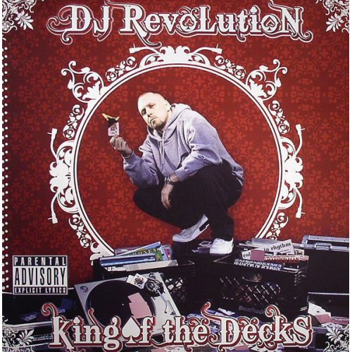 DJ Revolution - King Of The Decks, 2xLP