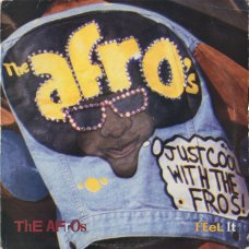 The Afros - Feel It, 12""