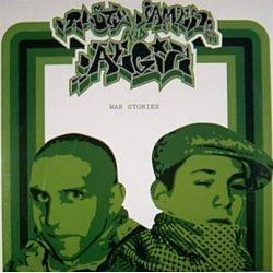 "Rusty James And Aegiz - War Stories, EP, 12"""