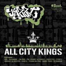 Jazz T - All City Kings, LP