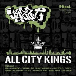 Jazz T - All City Kings, LP
