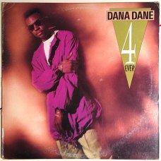 Dana Dane - Dana Dane 4 Ever, LP, Promo