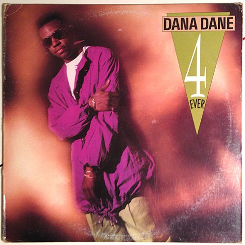 Dana Dane - Dana Dane 4 Ever, LP, Promo