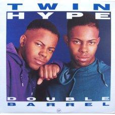 """Twin Hype - Double Barrel (EP), 12"""", EP, Promo"""
