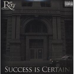 "Royce Da 5'9"" - Success Is Certain, 2xLP"