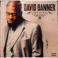 David Banner - Certified, 2xLP