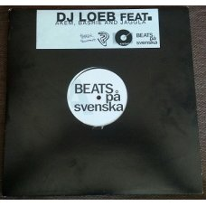 "DJ Loeb Featuring Akem, Bashie And Jaggla - Beats På Svenska, 12"", EP"