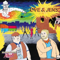 """Marvelous Mosell - Ove & Jens, 10"""", EP"""