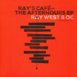 """Ray West & OC - Ray's Café - The Afterhours EP, 12"""", EP"""