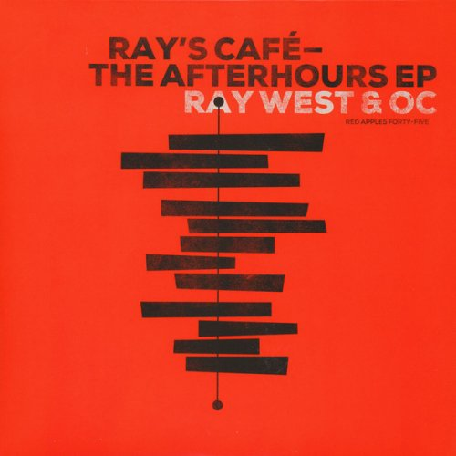 "Ray West & OC - Ray's Café - The Afterhours EP, 12"", EP"