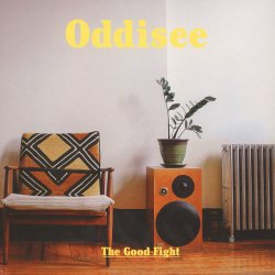 Oddisee - The Good Fight, 2xLP