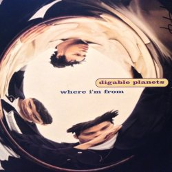 Digable Planets - Where I'm From, 12""