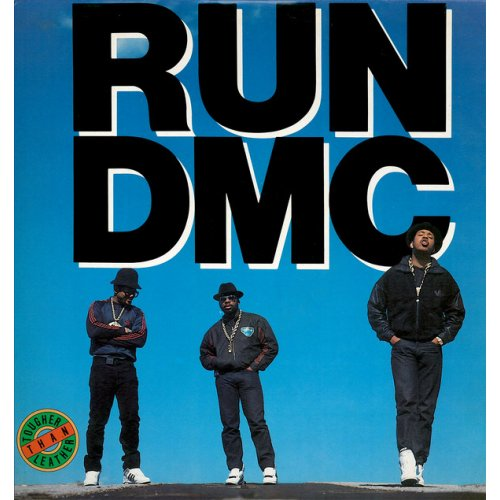 Run DMC - Tougher Than Leather, LP