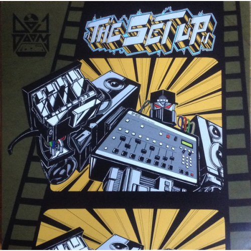 DJ Doom - The Set Up, LP