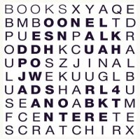 Johnny Books - Skjulte Budskaber, 2xLP