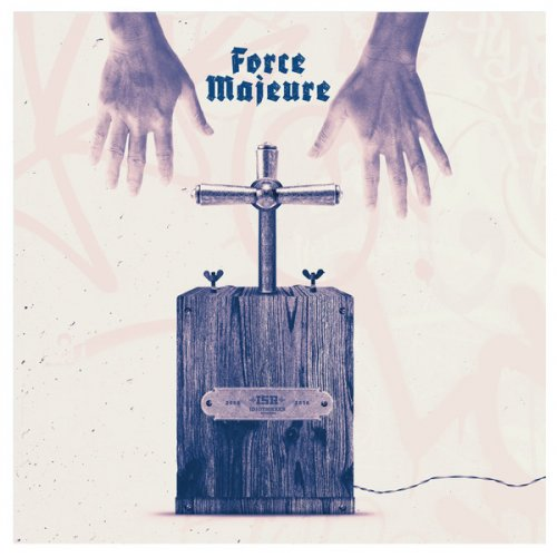 Various - Force Majeure: 2006-2016, 3xLP
