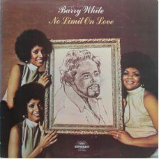 Barry White - No Limit On Love, LP