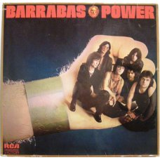 Barrabas - Power, LP