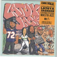 Sean Price & Small Professor - Latoya Jackson, 7""