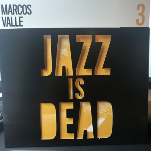 Marcos Valle / Adrian Younge & Ali Shaheed Muhammad - Jazz Is Dead 3, LP