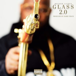 Meyhem Lauren & Harry Fraud - Glass 2.0, LP