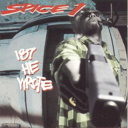 Spice 1 - 187 He Wrote, 2xLP, Reissue