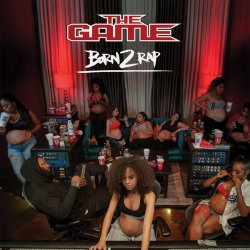 The Game - Born 2 Rap, 3xLP