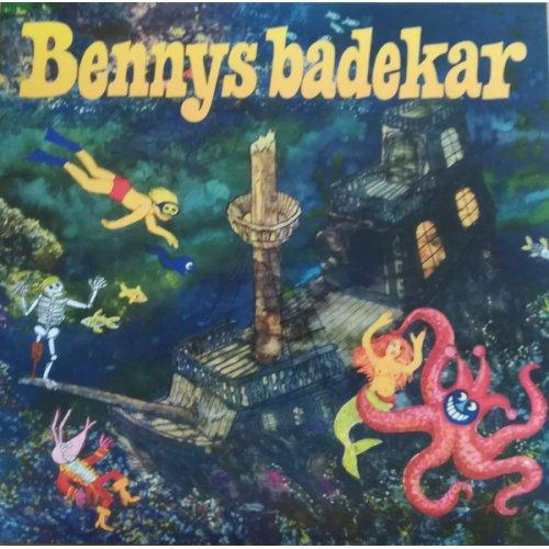 Various - Bennys Badekar, LP, Reissue