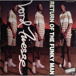 """Lord Finesse - Return Of The Funky Man, 12"""""""