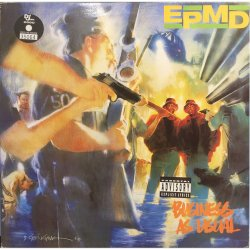 EPMD - Business As Usual, LP, Reissue